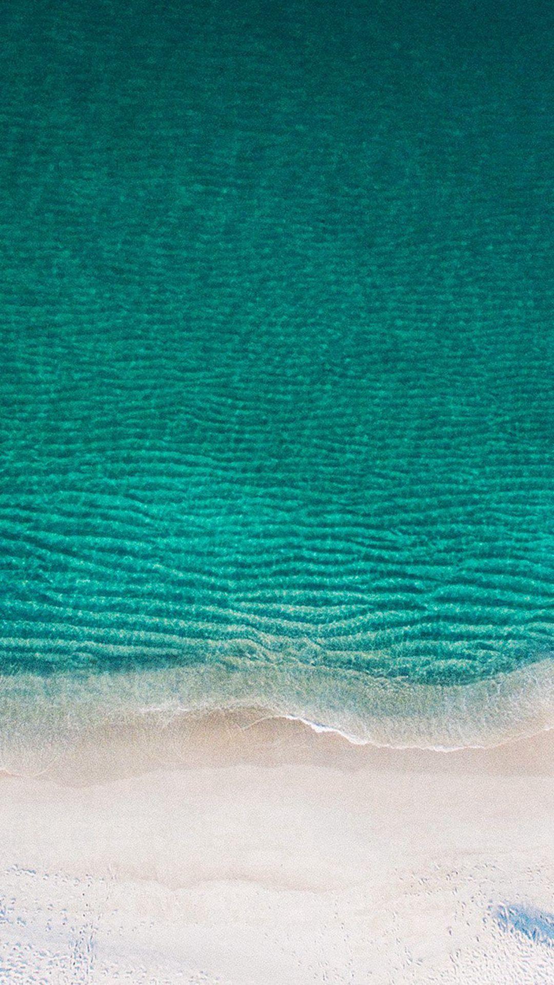 Wallpaper iphone sea - Sea Ocean Green Minimal Nature Wave Earth Iphone 6 Plus Wallpaper