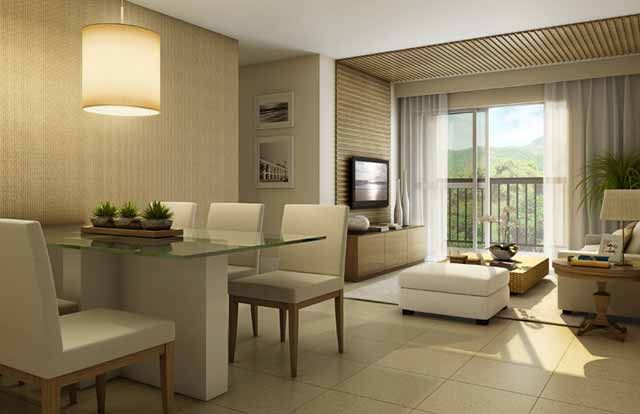 Reforma Em Sala Pequena ~ sala pequena  Sala  Pinterest  Residenciais, Salas pequenas e Salas