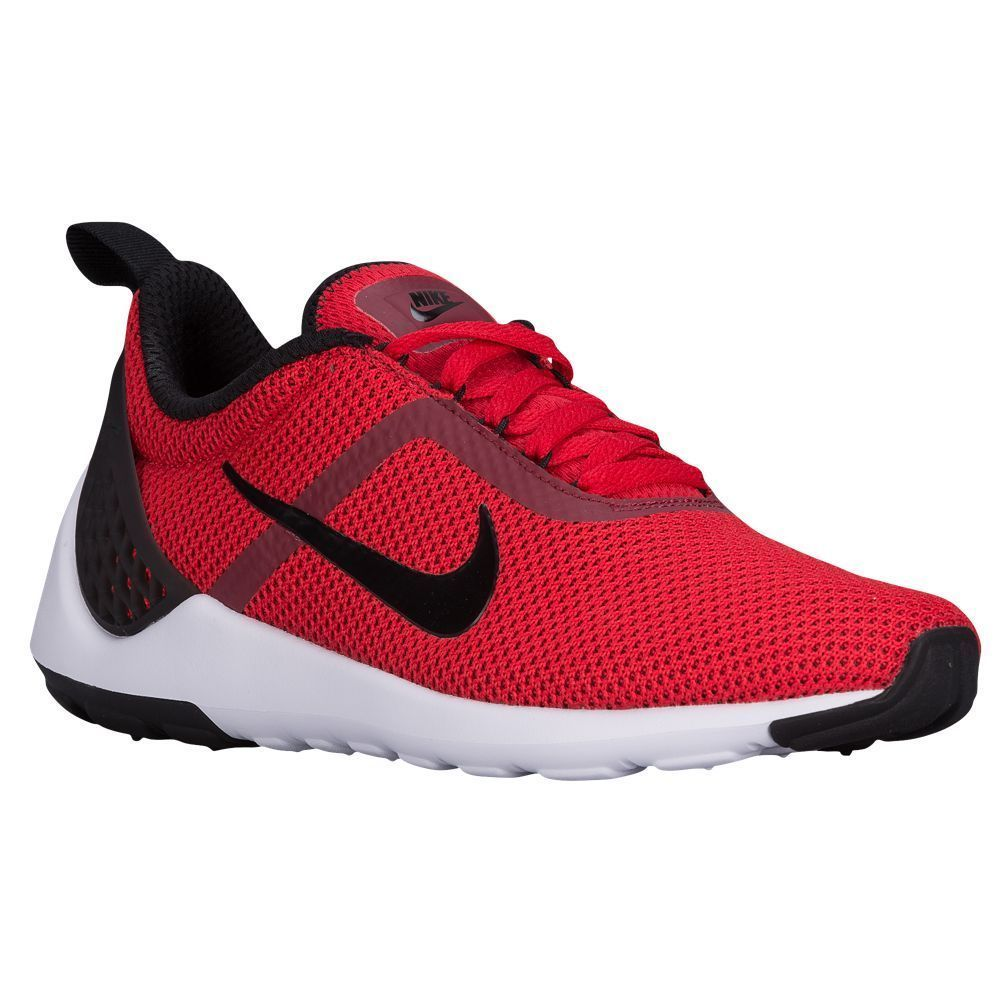 pretty nice a7215 48cf8 NIKE Lunarestoa 2 Essential Men's Trainers 811372 600 Red ...