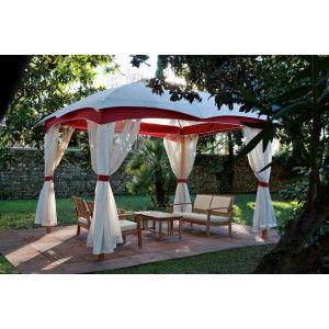 Gazebo Tangeri 3x3 65 Con Telo In Polyestere Art Lgl 3851 Il