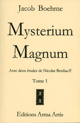Jacob Boehme Le Mysterium Magnum Schema Saint Martin Claude