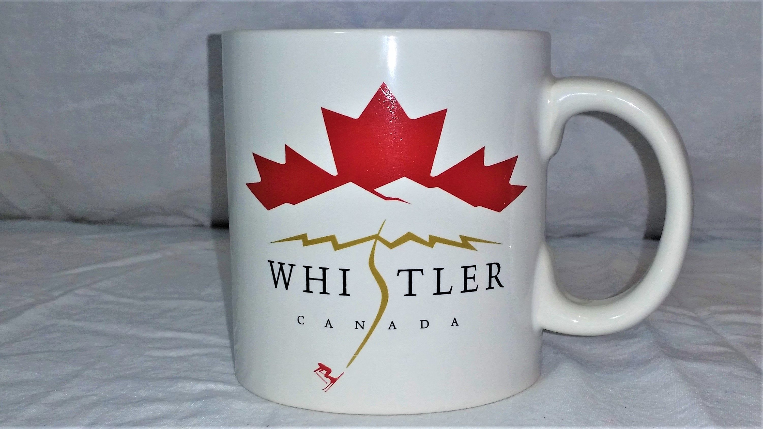 """Details about STARBUCKS """"YOU ARE HERE WHISTLER CANADA"""