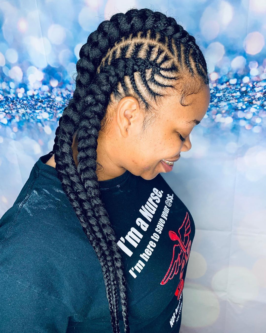 2020 African hair braiding styles. Do you need unique ...