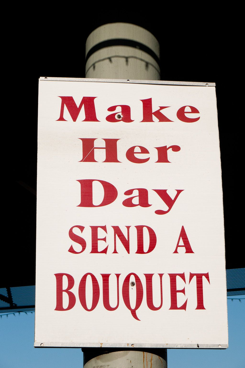 CUBICLE REFUGEE - terrysdiary:  Make Her Day