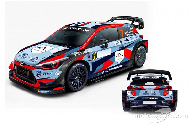 Pierre Louis Loubet Team 2c Hyundai I20 Coupe Wrc In 2020 Hyundai Louis Indy Cars
