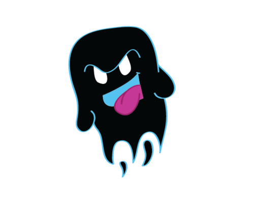 cute ghost drawings tumblr party ghost dubstep logo design rh pinterest com Scary Halloween Wallpaper Scary Homemade Halloween Decoration Ideas