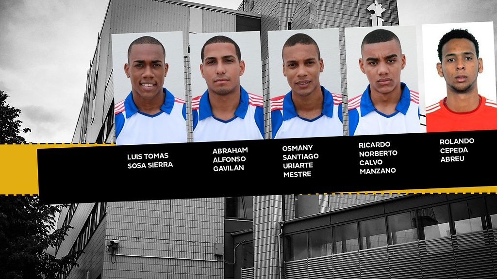 Oikeus: Viidelle kuubalaiselle lentopalloilijalle vankeutta törkeästä raiskauksesta - Rikos - Uutiset - MTV.fi > 5 Cuban volleyball  players convicted of aggravated rape Sep 20 2016