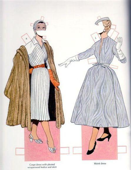 Classic Fashions of CHRISTIAN DIOR (Diseñladores) - Yakira Chandrani - Álbumes web de Picasa