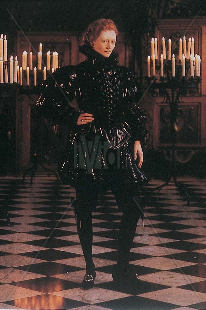 Tilda Swinton as Orlando - You can love or hate the movie, but the costumes are gorgeous!