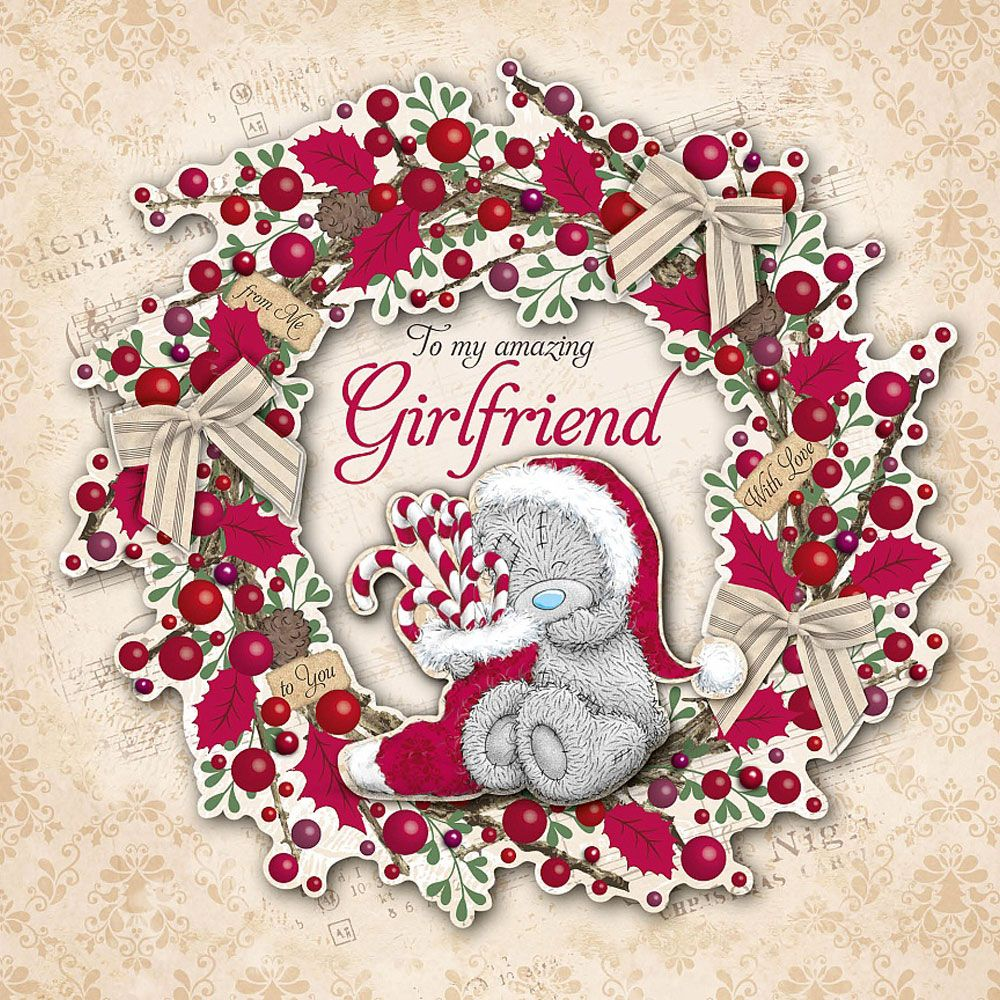 Girlfriend me to you bear large luxury boxed christmas card 1499 girlfriend me to you bear large luxury boxed christmas card 1499 kristyandbryce Choice Image
