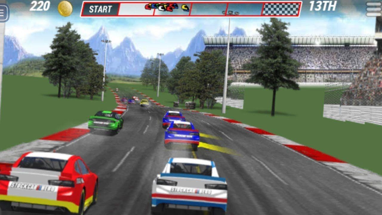 Stock Car Hero - Car Racing Game Free Games - New Car Games