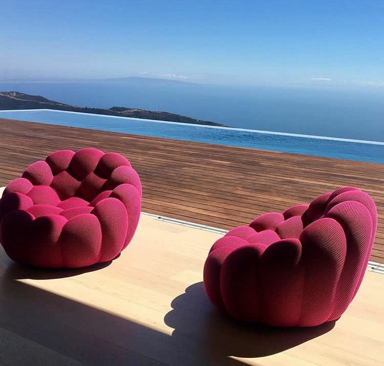 Bubble Sofa Designed By Sacha Lakic Roche Bobois Photo