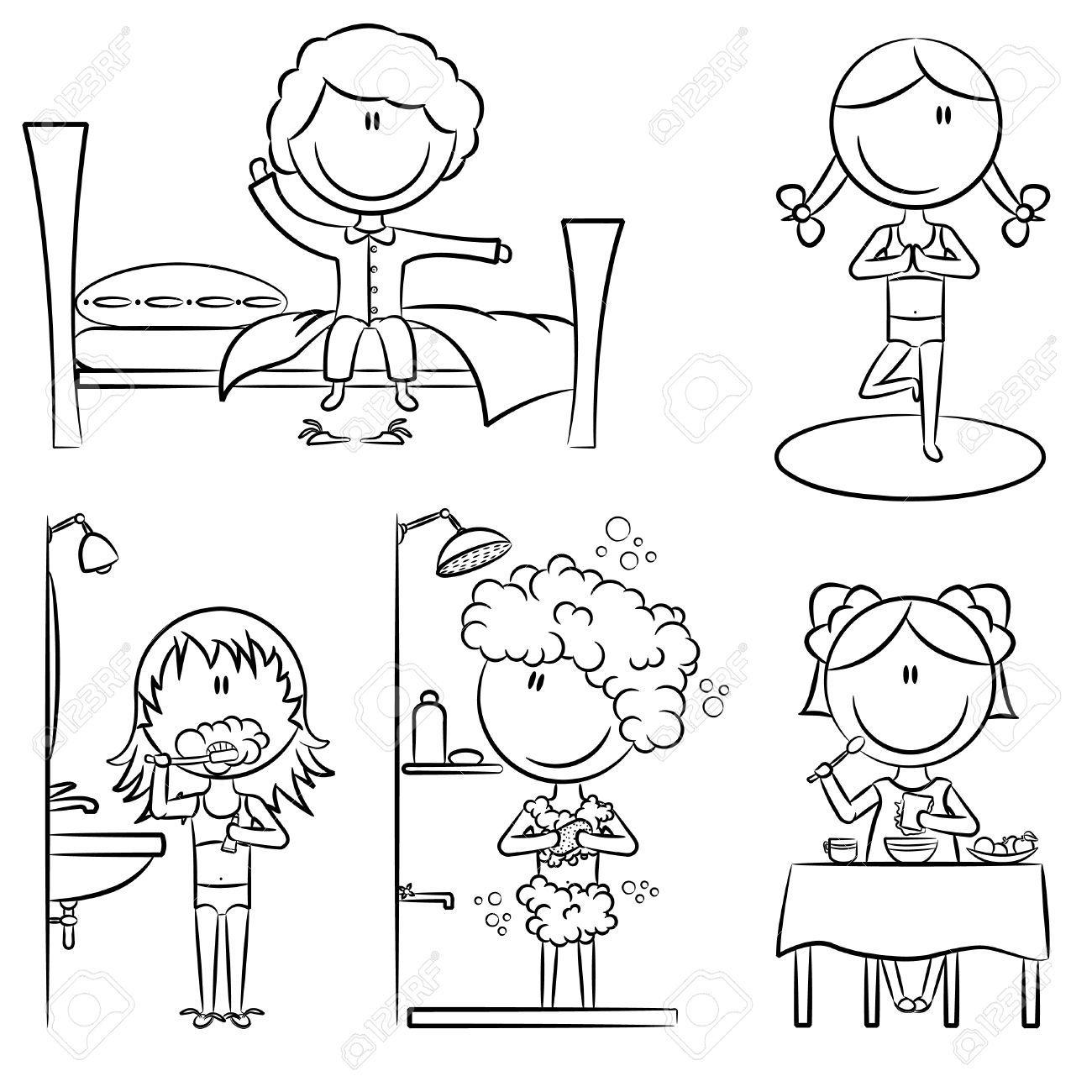 Stock Vector Arte Educacao Infantil Desenhos Arte Educacao