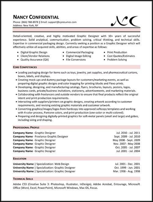 word skill based resume template