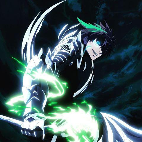 The Testament Of Sister New Devil Edit Edits Neon Anime Digital