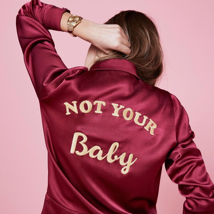 Image result for i'm not your baby