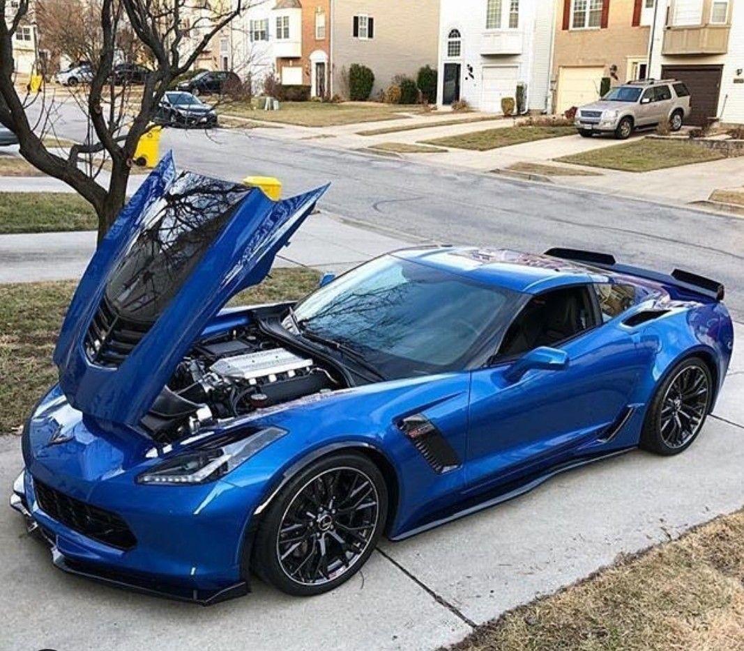 Pin by Scott Konshak on Corvette Chevrolet corvette