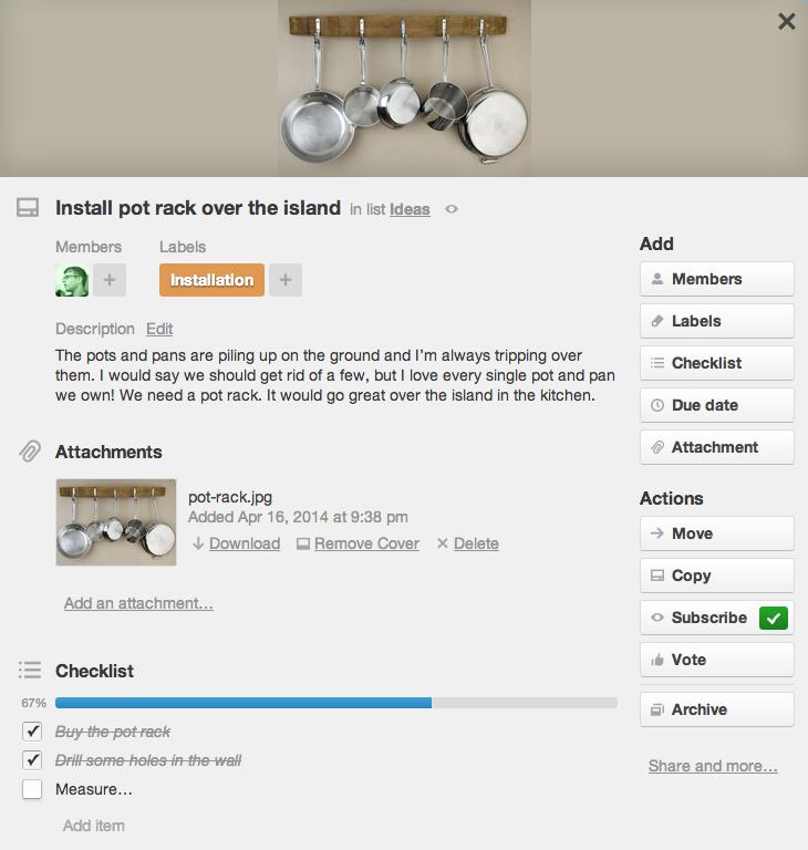 Trello.com on näköjään jonkinlainen tee-se-itse projektinhallintaväline.