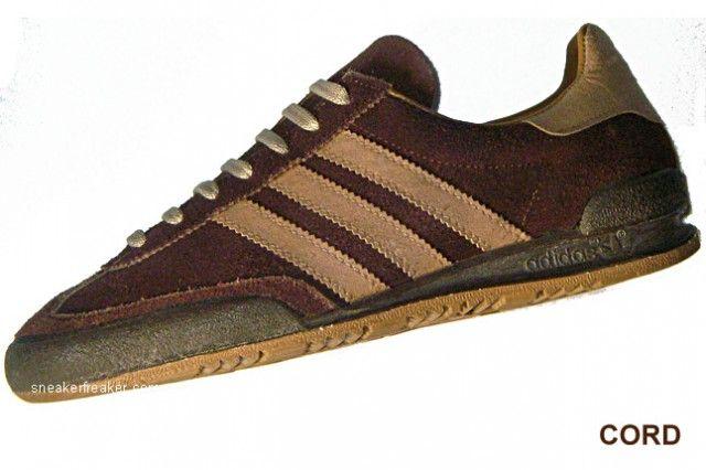 Scarpe vintage kerso (uk casual) immagine 19 adidas formatori