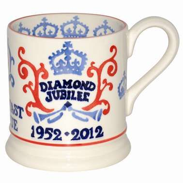 ...because I am an Anglophile. Celebrate 60 years a Queen!