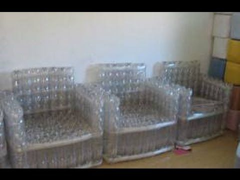 Poltrona Bottiglie Di Plastica.Help Us Sustentabilidade Poltrona De Garrafas Pet Passo A Passo