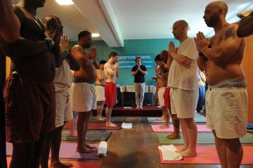 more on david swenson and yoga behind bars  ashtanga yoga