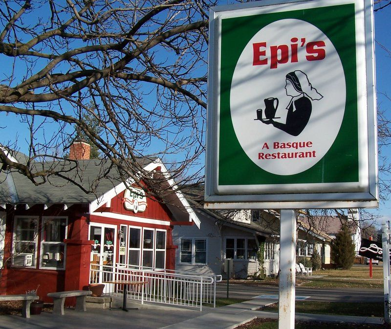 Epis Basque Restaurant Meridian Idaho Basque Meridian