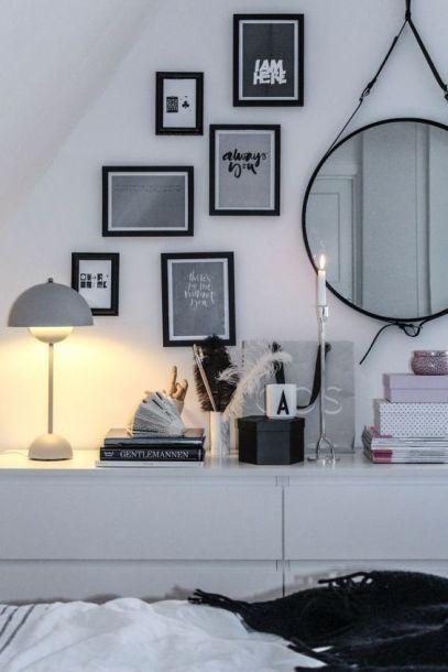 Decor ~ espelhos redondos | La Cotovie