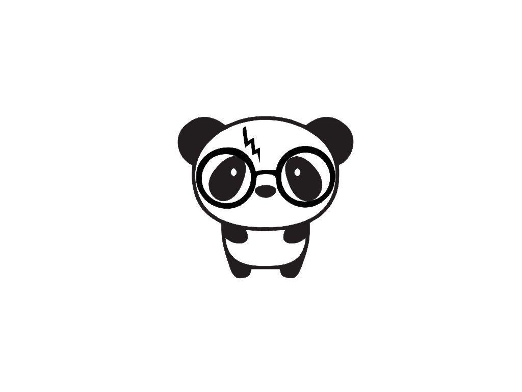 Harry Potter Panda