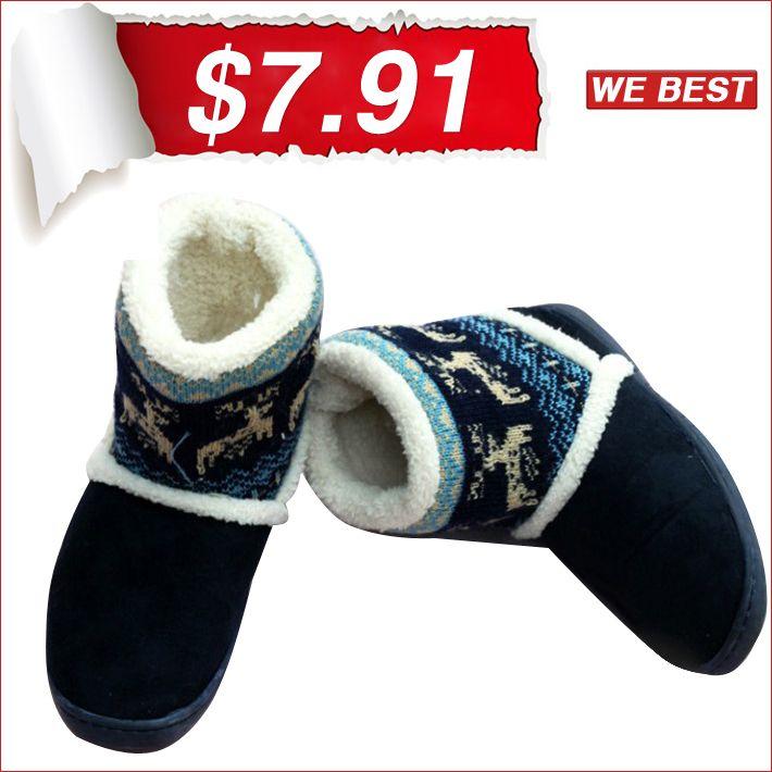2013 tornozelo novos botas quentes curto pelúcia senhoras sapatos de neve para mulheres inverno engrossar artificial plus size 37-41 xwx001 frete grátis 7.91 - 9.99