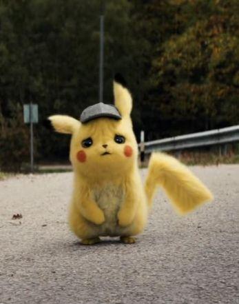 Pokemon Detective Pikachu 2019 Pelicula Completa En Espanol Latino Castelano Hd 720p 1080p Pikachu Pikachu Wallpaper Cute Pikachu