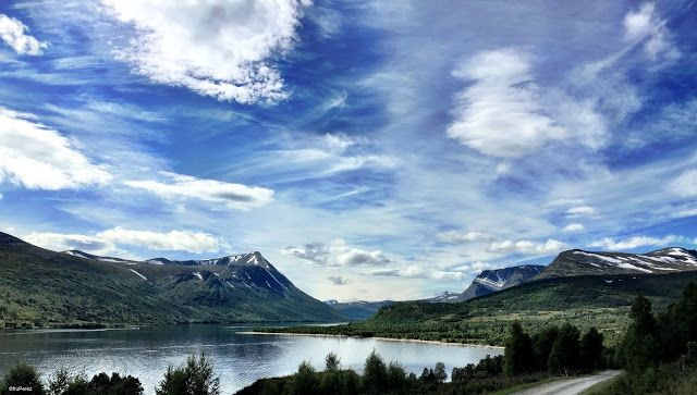 Gjevilvassdalen, Oppdal. Norway