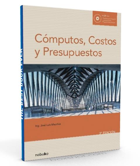 Gratis Cómputos Costos Y Presupuestos Jose Luis Mancchia Pdf Enlace Compártelo Contabilidad De Costos Contabilidad Y Finanzas Presupuesto