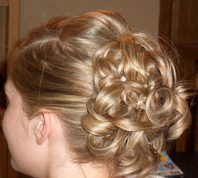 Incredible 1000 Images About Wedding Hairstyles Amp Tiaras On Pinterest Updo Short Hairstyles Gunalazisus