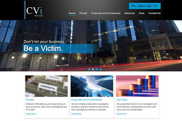 Http Www Clearviewinvestigations Com Au Web Design Latest Website Designs Gold Coast