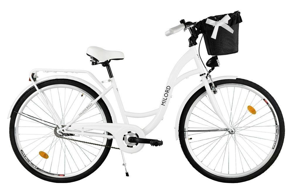 26 Zoll Damenfahrrad Milord Citybike Mit Korb Stadtrad Vintage Fahrrad Kaufen Bei Hood De In 2020 Damenfahrrad Vintage Fahrrad Fahrrad Kaufen