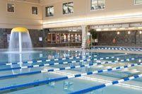 Indoor Swim Lifetime Fitness Spa