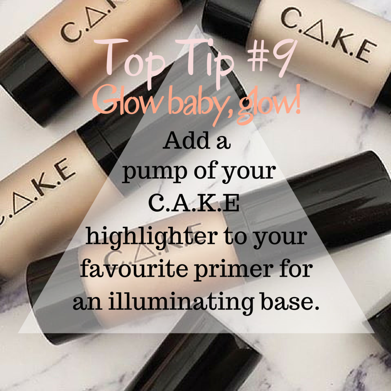 Look like you\'re glowing from within with our stunning liquid ...