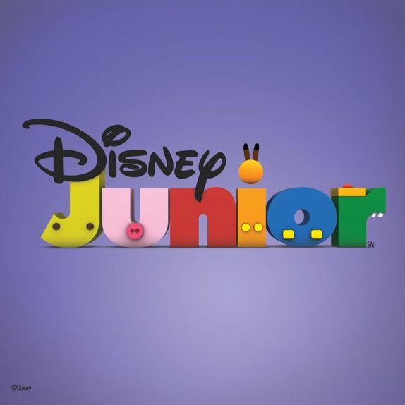 Brand New Disney Junior More Flexible Than Disney Senior Disney Junior Disney Letters Disney Channel