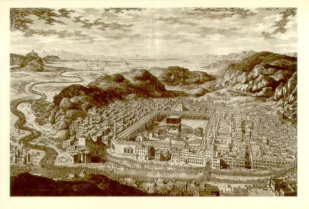 Image result for mecca 1850