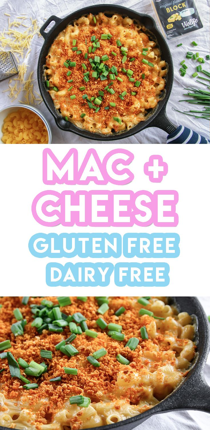 The Ultimate Gluten Free And Vegan Mac And Cheese Recipe Dairy