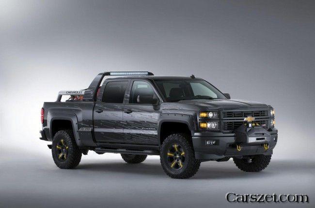 Concept 2018 2019 Chevrolet Silverado Black Ops And Z71 Volunteer