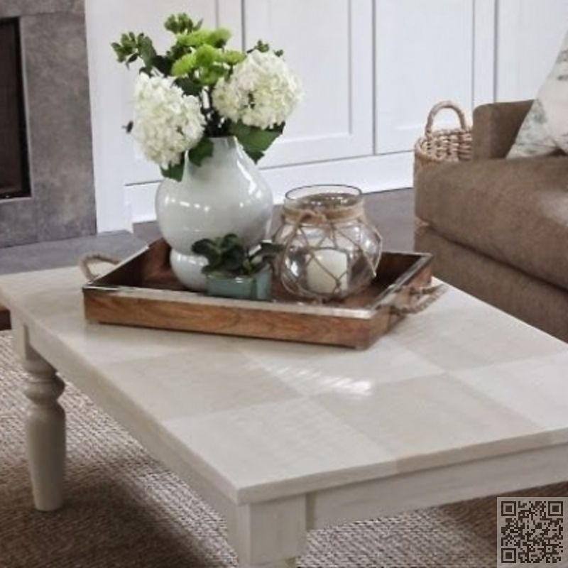 53 #Coffee Table Decor Ideas That Don't Require A Home
