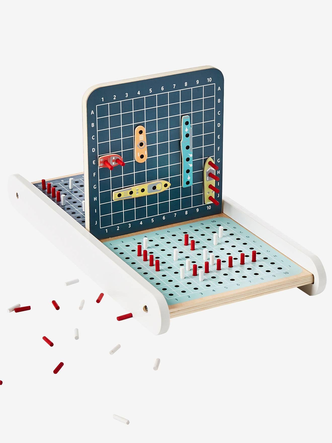 My First Battleship Game no color, Toys Vertbaudet
