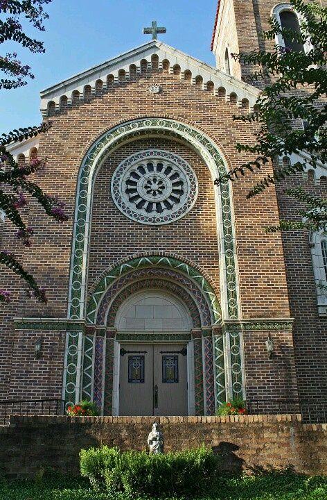 Sacred Heart Catholic Church in Canton, MS Catholic