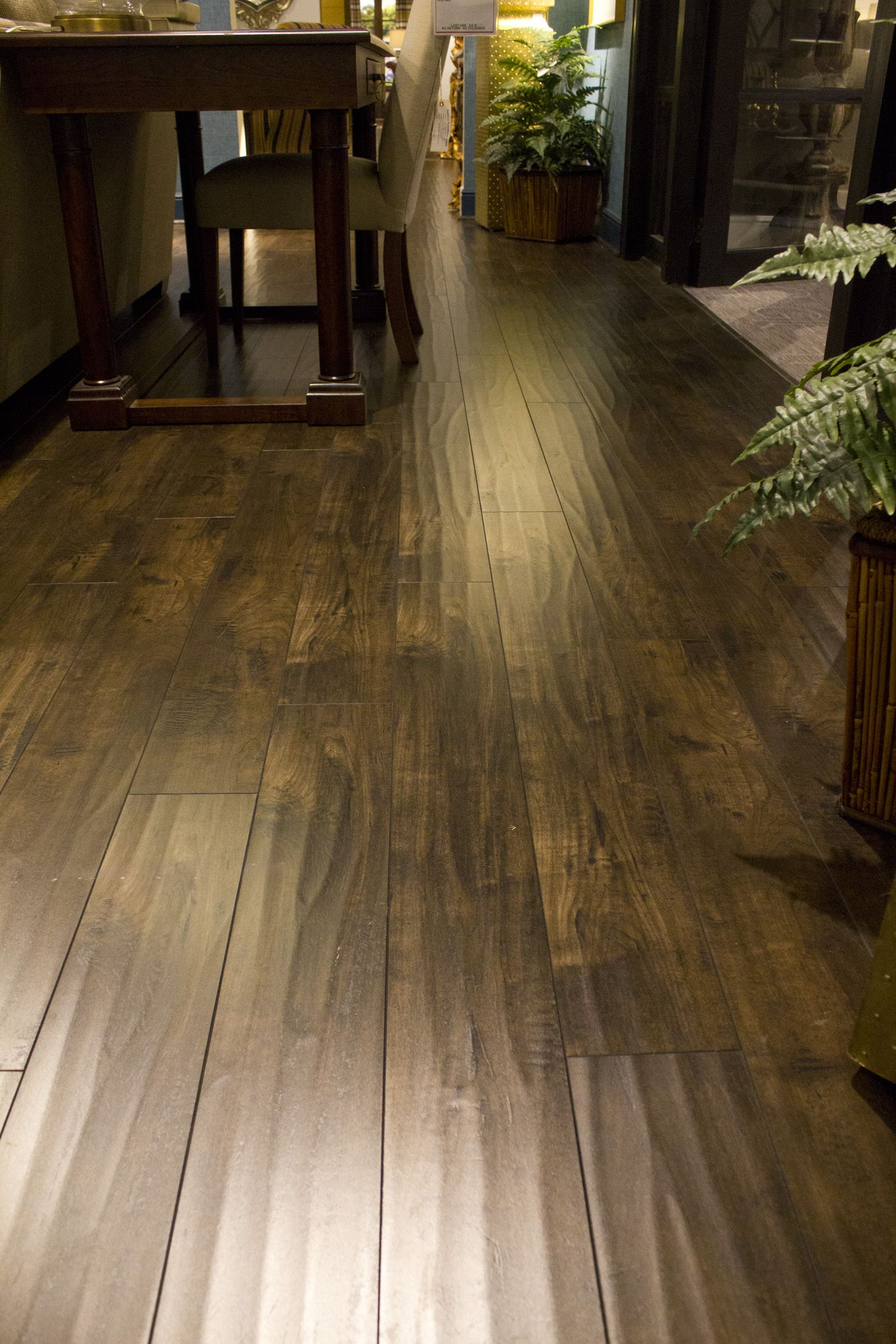 You Won T Believe Its Laminate This 12 3mm Rustic Hand