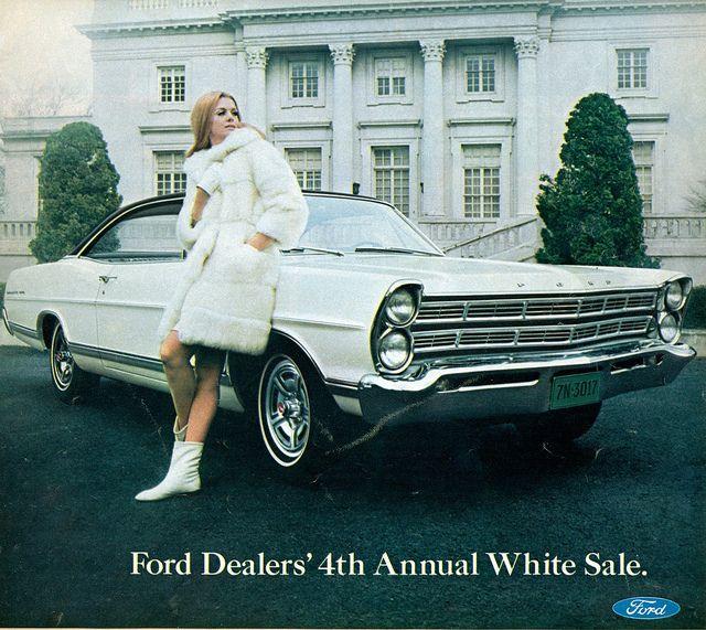 1967 Ford Galaxie 500 2 Door Hardtop