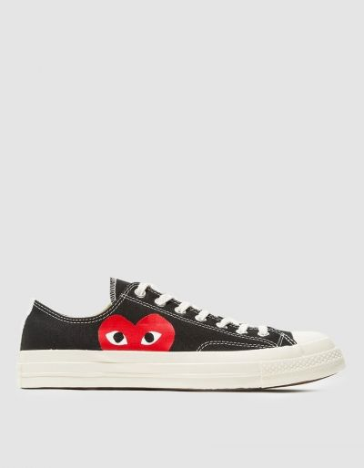 Play Converse Chuck Taylor Low in Black | Chuck taylors ...
