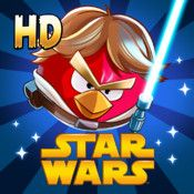 Join an epic adventure with the Angry Birds in the legendary Star Wars universe! Use the Force, wield your lightsaber, and blast away Pigtroopers on an intergalactic journey from the deserts of Tatooine to the depths of the Pig Star -- where youll face off against the terrifying Darth Vader, Dark Lord of the Pigs    Three minute forty second video review on ths APP at http://applicationentertainment.com/games/angry-birds-star-wars/