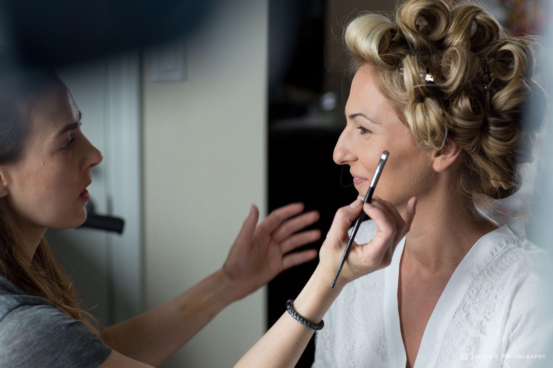 jaclyn l photography, jennie kay beauty salon, newport wedding